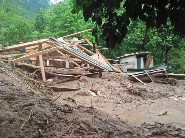 Hình ảnh mưa lũ tàn phá khủng khiếp ở Mường Lát ảnh 12
