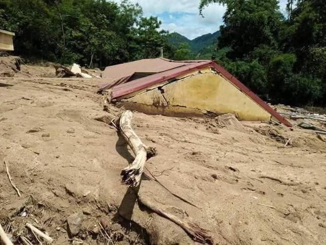 Hình ảnh mưa lũ tàn phá khủng khiếp ở Mường Lát ảnh 14