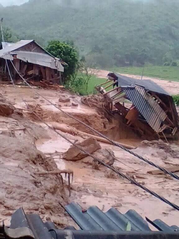 Hình ảnh mưa lũ tàn phá khủng khiếp ở Mường Lát ảnh 15