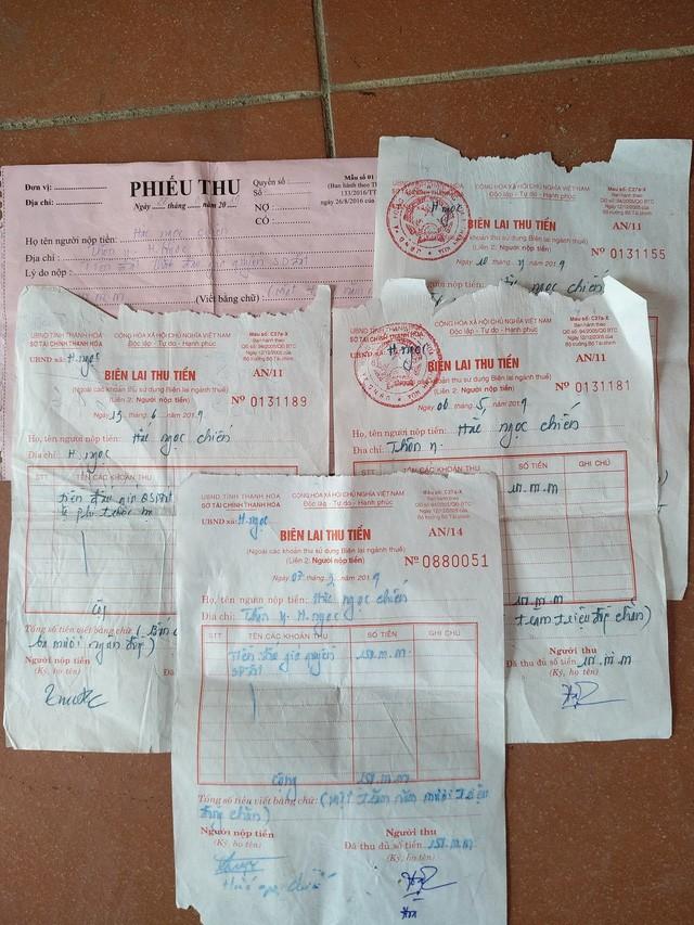 Vụ kế toán bất ngờ tử vong: Biên lai phiếu thu được kế toán sử dụng như thế nào? ảnh 1