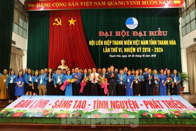 Anh Lê Văn Châu giữ chức Chủ tịch Hội LHTN Việt Nam tỉnh Thanh Hóa ảnh 4