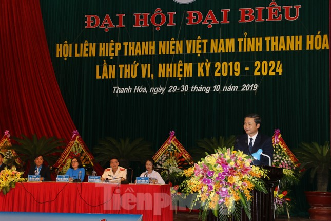 Anh Lê Văn Châu giữ chức Chủ tịch Hội LHTN Việt Nam tỉnh Thanh Hóa ảnh 1
