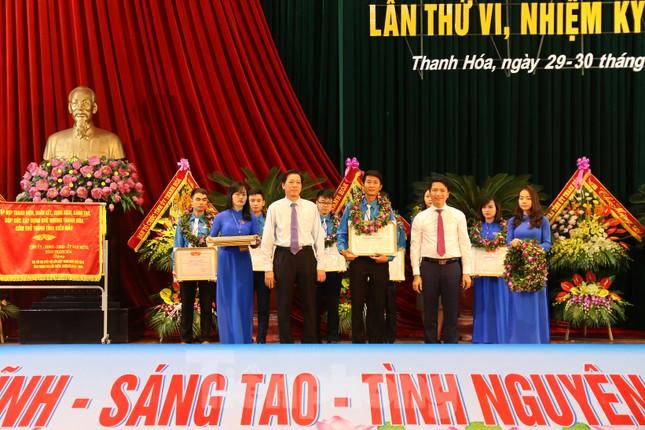 Anh Lê Văn Châu giữ chức Chủ tịch Hội LHTN Việt Nam tỉnh Thanh Hóa ảnh 3