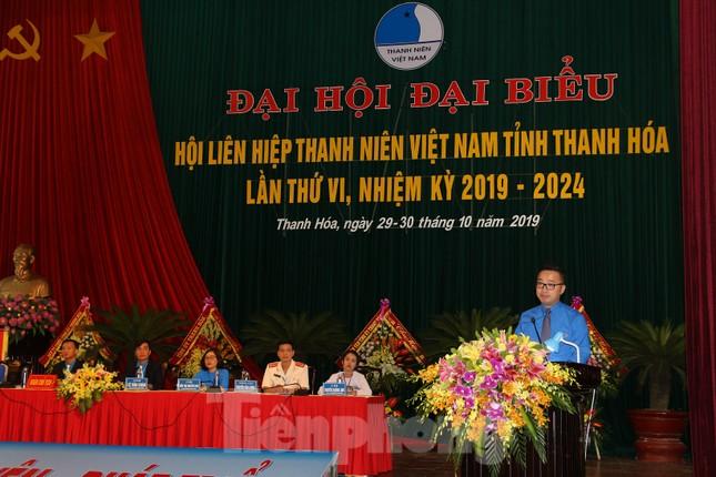 Anh Lê Văn Châu giữ chức Chủ tịch Hội LHTN Việt Nam tỉnh Thanh Hóa ảnh 2
