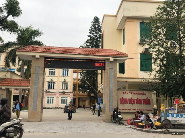 Bắt vợ giám đốc, 2 trưởng khoa BV Tâm thần Thanh Hóa ăn chặn thuốc người bệnh ảnh 1