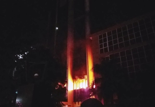 Cháy tòa nhà Dầu khí ở Thanh Hóa, 12 người thương vong ảnh 3