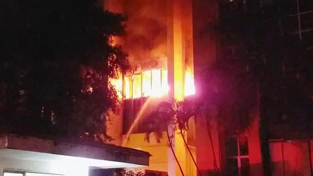Cháy tòa nhà Dầu khí ở Thanh Hóa, 12 người thương vong ảnh 2