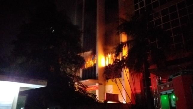 Cháy tòa nhà Dầu khí ở Thanh Hóa, 12 người thương vong ảnh 5