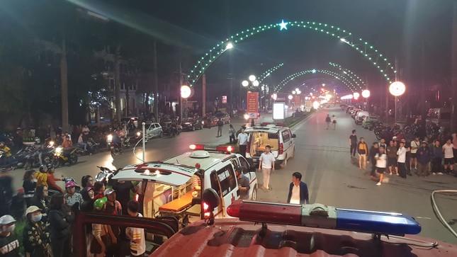 Cháy tòa nhà Dầu khí ở Thanh Hóa, 12 người thương vong ảnh 8