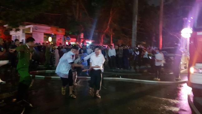 Cháy tòa nhà Dầu khí ở Thanh Hóa, 12 người thương vong ảnh 6