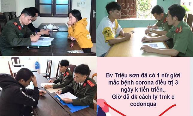 Xử phạt 123 trường hợp thông tin sai sự thật về dịch COVID-19 ảnh 1