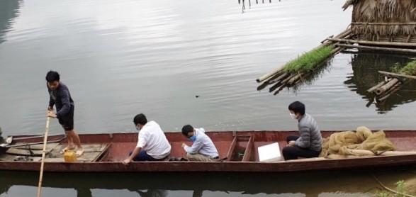 Cá trên sông Mã chết bất thường ảnh 1