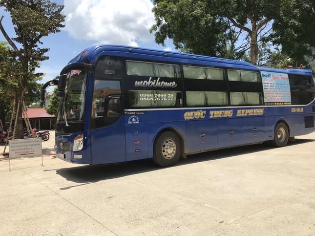 Kết quả xét nghiệm tài xế và phụ xe chở nữ sinh mắc COVID-19 về Đắk Lắk ảnh 1