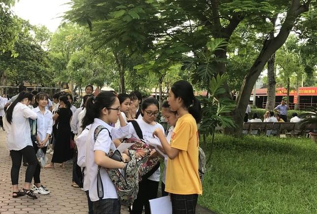 Thanh Hoá: Nhiều trường không tuyển đủ chỉ tiêu vào lớp 10 ảnh 1