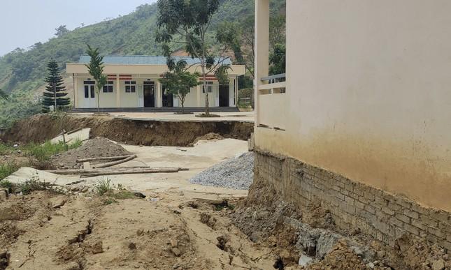 Thanh Hóa: Đóng cửa một trường học vì nguy cơ sụt lún ảnh 2
