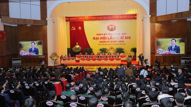 Thanh Hóa: Kinh tế tăng trưởng cao, vượt mục tiêu Nghị quyết Đại hội ảnh 1