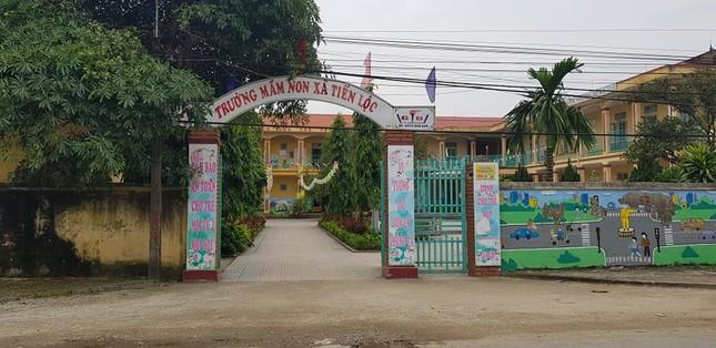 Thanh Hoá: Kỷ luật cô giáo để quên trẻ mầm non trong nhà vệ sinh ảnh 1