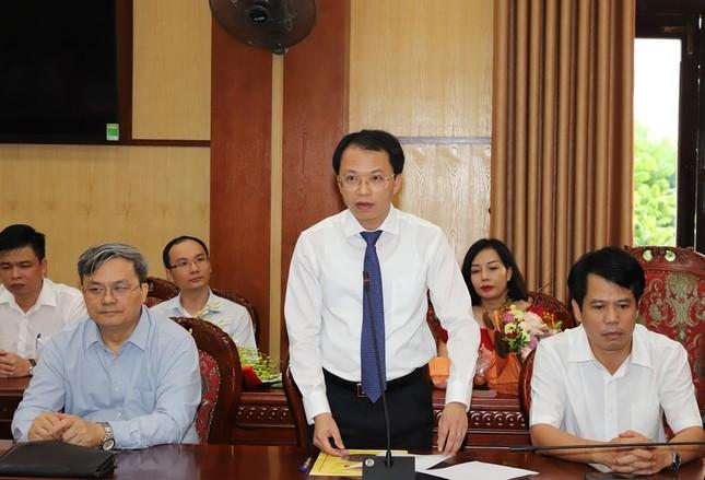 Ông Nguyễn Trọng Trang làm Chánh văn phòng UBND tỉnh ảnh 1