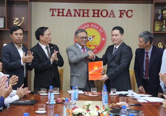 CLB Bóng đá Thanh Hoá có ông bầu mới ảnh 2
