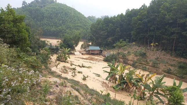 Vỡ kênh Bắc Sông Chu - Nam Sông Mã, đất sản xuất ngập nặng ảnh 1