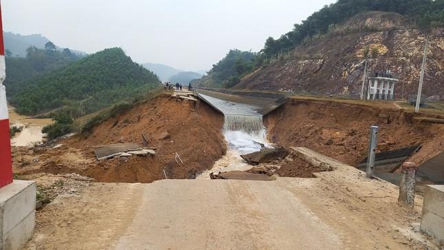 Vỡ kênh Bắc Sông Chu - Nam Sông Mã, đất sản xuất ngập nặng ảnh 2