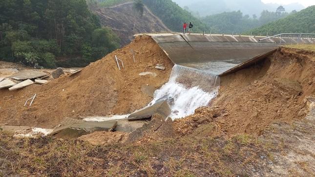 Vỡ kênh Bắc Sông Chu - Nam Sông Mã, đất sản xuất ngập nặng ảnh 3