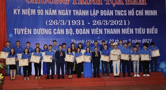 Thanh Hoá: Tọa đàm Kỷ niệm 90 năm Ngày thành lập Đoàn TNCS Hồ Chí Minh ảnh 1