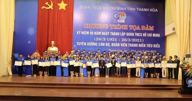 Thanh Hoá: Tọa đàm Kỷ niệm 90 năm Ngày thành lập Đoàn TNCS Hồ Chí Minh ảnh 2