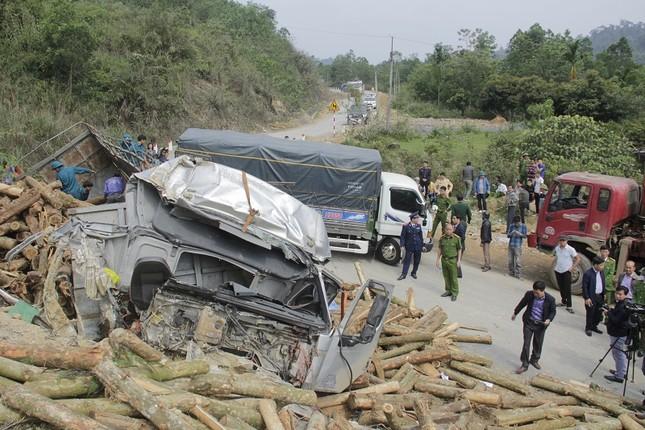 Cục Đăng kiểm thông tin về chiếc xe tải bị lật khiến 7 người tử vong ảnh 1