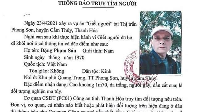 Hung thủ đâm tài xế taxi, cướp tài sản ở Hà Nội từng là sỹ quan biên phòng ảnh 1