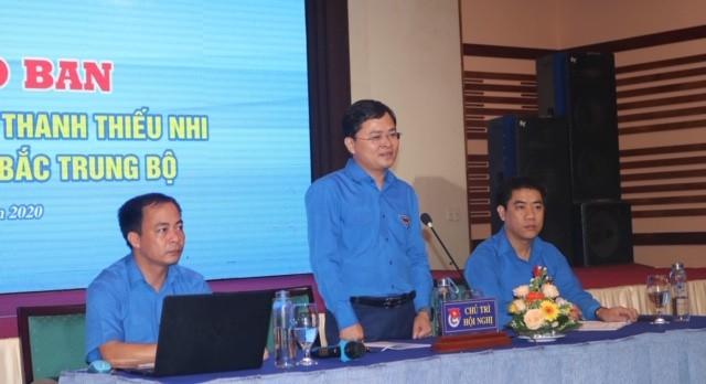 Giao ban công tác Đoàn và phong trào thanh thiếu nhi cụm Bắc Trung Bộ ảnh 2