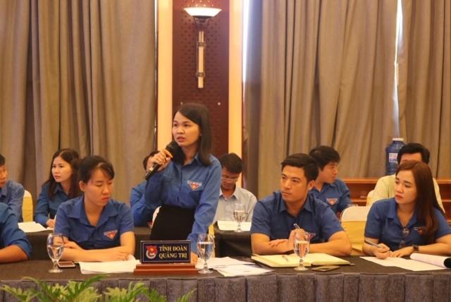 Giao ban công tác Đoàn và phong trào thanh thiếu nhi cụm Bắc Trung Bộ ảnh 1
