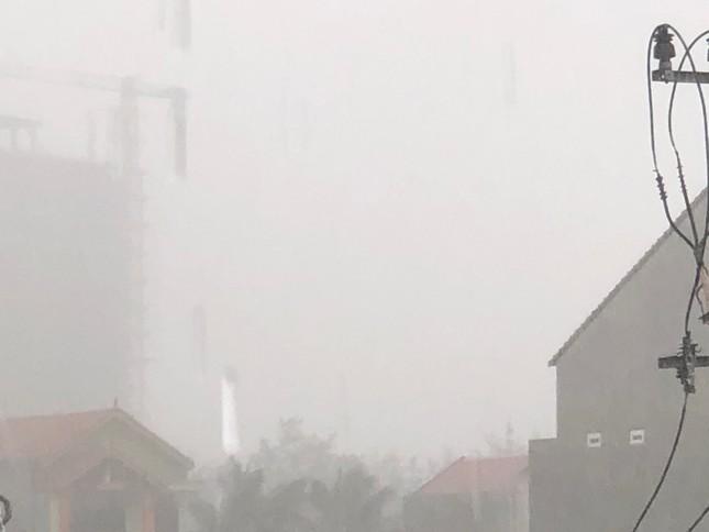 Mưa bão trắng trời Quảng Bình, nguy cơ ngập lụt trên diện rộng ảnh 2
