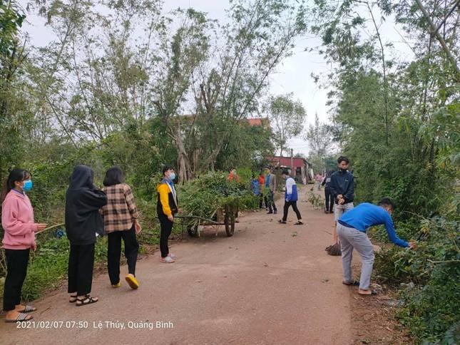 Tuổi trẻ Quảng Bình sôi nổi nhiều chương trình ý nghĩa cho cộng đồng ảnh 3
