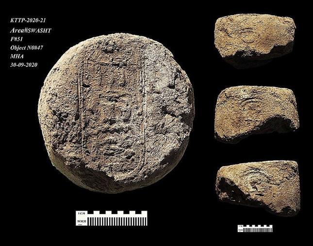 Giải mã bí ẩn 'thành phố vàng' 3.500 năm tuổi vừa được tìm thấy ở Ai Cập ảnh 3