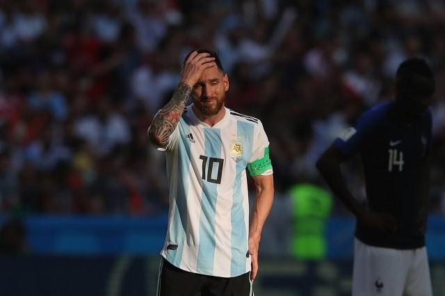 Bi kịch của Messi ở World Cup: Điệu buồn Tango ảnh 1