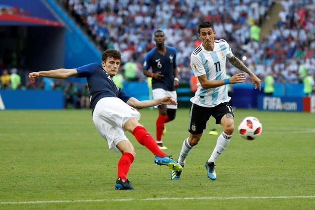 Clip: Bàn thắng đẹp nhất World Cup 2018 ảnh 1