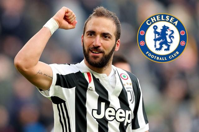 Juve 'bật đèn xanh' cho Chelsea mua Higuain ảnh 1