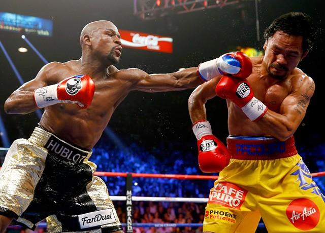 'Độc cô cầu bại' Floyd Mayweather sắp tái đấu với Manny Pacquiao ảnh 1
