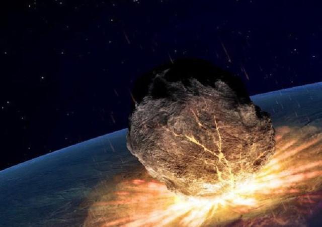 Thiên thạch đâm vào Trái Đất có thể biến đại dương thành biển axit ảnh 1