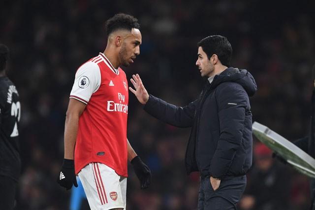 Arsenal lên tiếng về khả năng Aubameyang gia nhập Barca ảnh 1