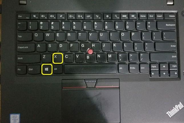 Hướng dẫn sử dụng phím tắt với Windows key ảnh 1