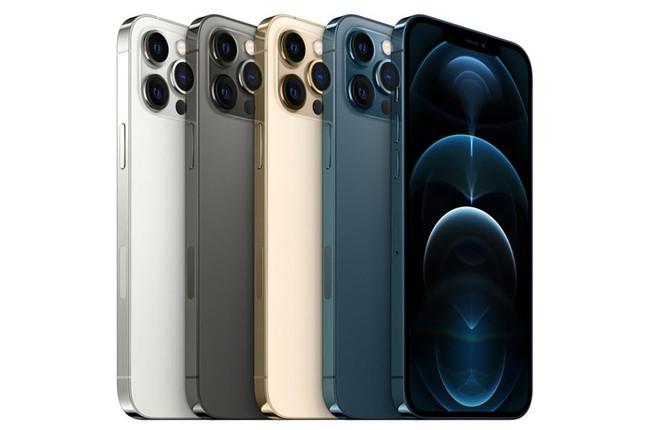 Hé lộ dung lượng pin đáng thất vọng của iPhone 12 Series ảnh 1