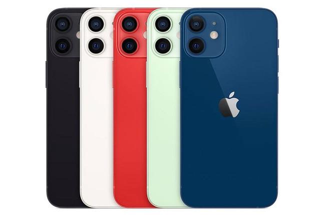 So sánh iPhone 12 Mini với iPhone SE 2020 ảnh 2