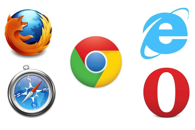Những phím tắt hữu ích trên các trình duyệt web ảnh 1