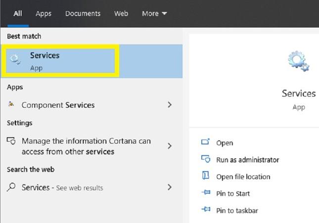 Hướng dẫn cách tắt tính năng tự động cập nhật trên Windows 10 ảnh 1