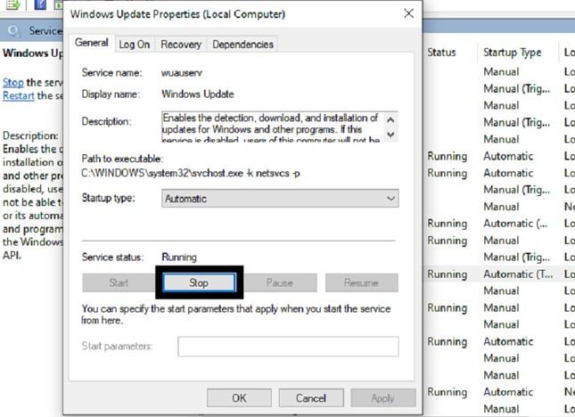 Hướng dẫn cách tắt tính năng tự động cập nhật trên Windows 10 ảnh 3