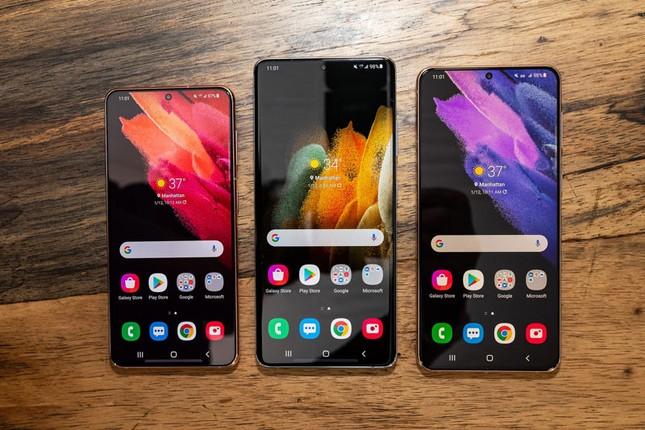 Hé lộ giá bán Samsung Galaxy S21 Series tại Việt Nam ảnh 1