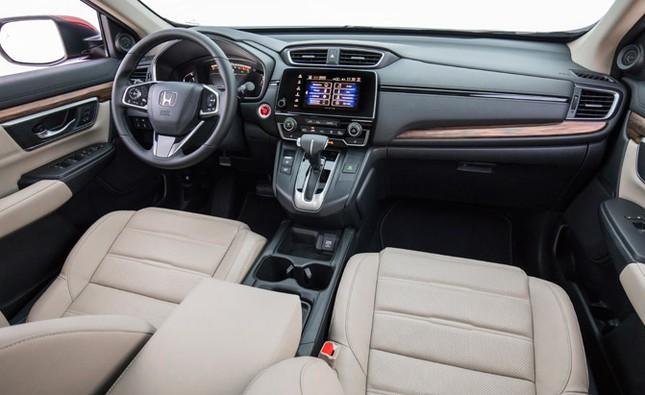 Những ưu điểm và nhược điểm của Honda CR-V 2018 ảnh 2