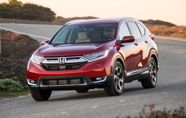 Những ưu điểm và nhược điểm của Honda CR-V 2018 ảnh 3